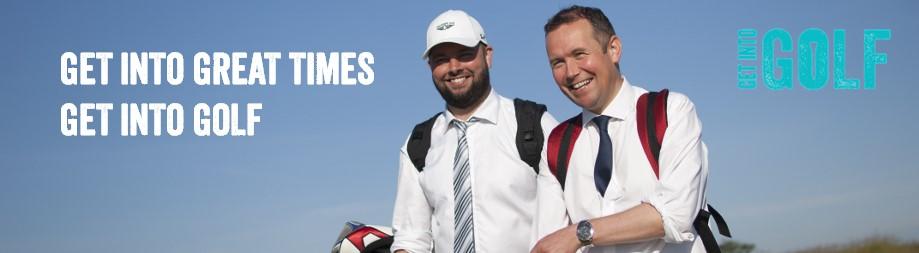 Get Into Golf Scotland