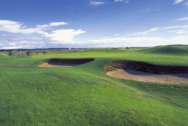 Arbroath Golf Links 14th Hole