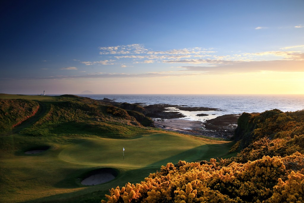 Trump Turnberry Resort - Kintyre Course
