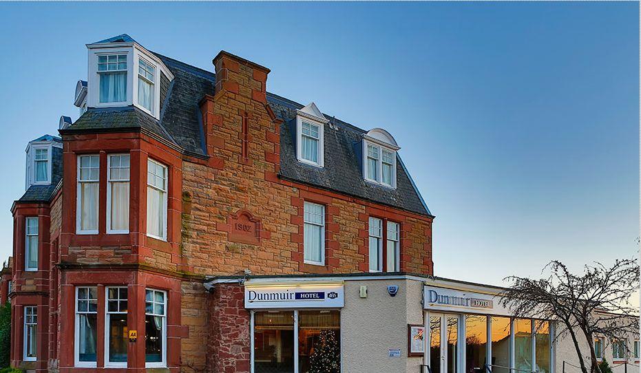 The Dunmuir Hotel Dunbar East Lothian