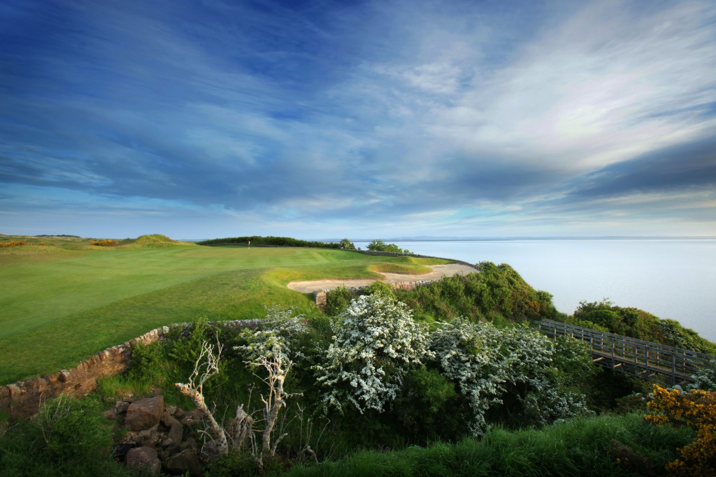 Fairmont St Andrews 17th Hole Kittocks Course (Image Credit Kevin Murray)
