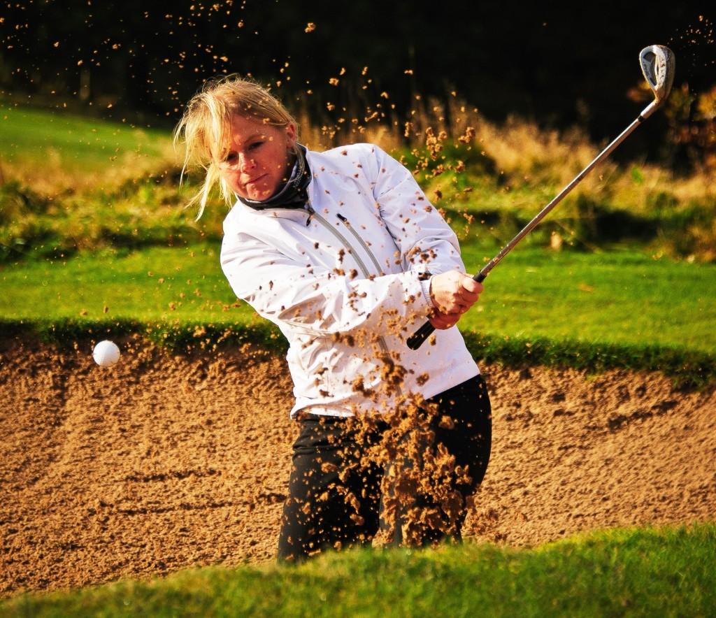 Alex Keighley - PGA Professional Huddersfield Golf Club