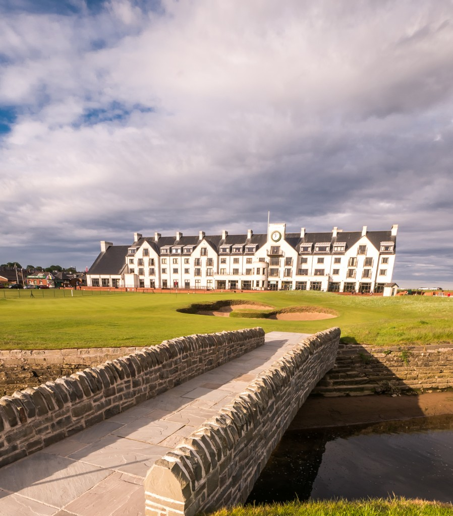 Stay & Play in Carnoustie Country