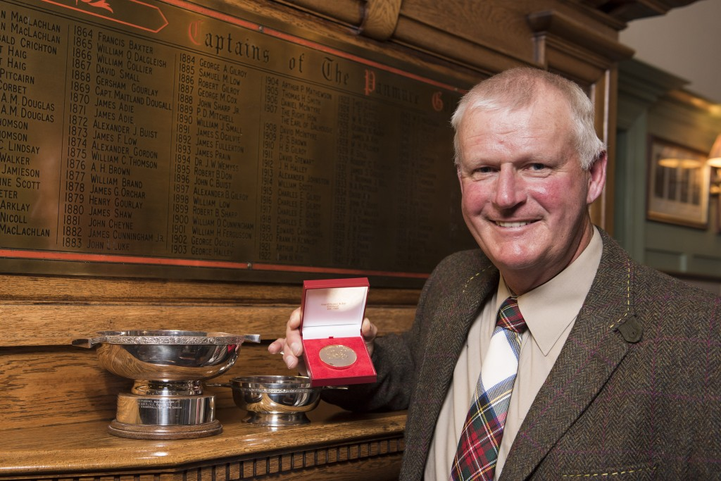 Sandy Lyle wins the World Hickory Open 2016