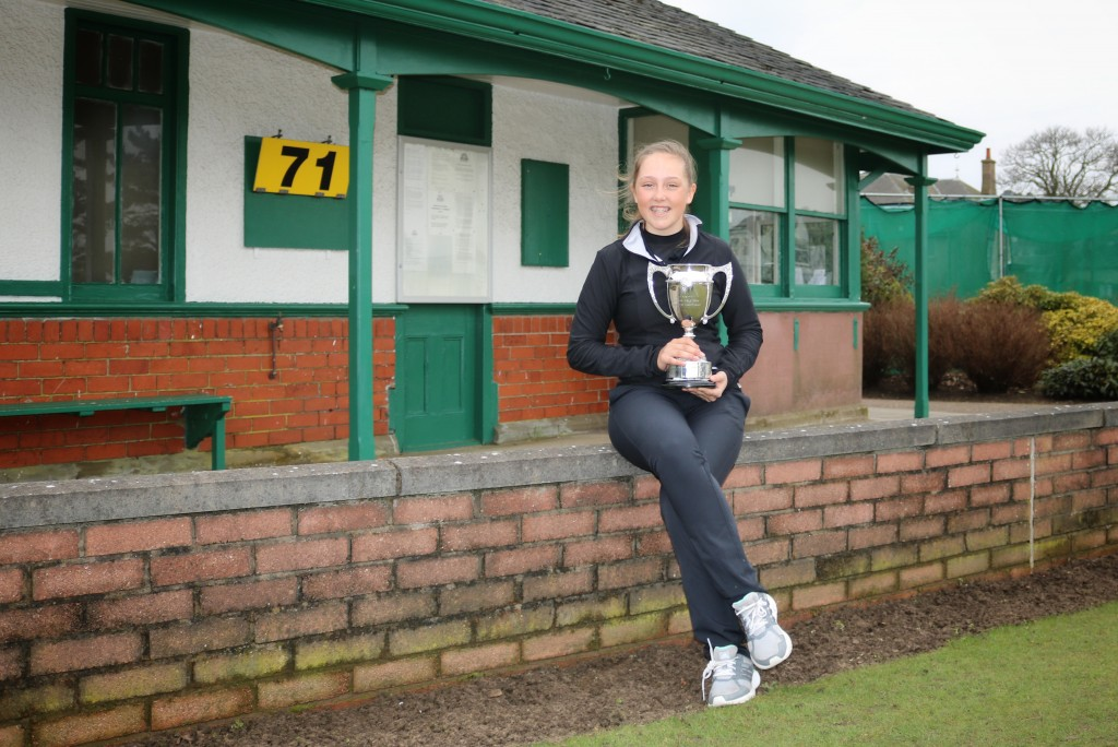 Ffion Tynan (Minchinhampton GC)