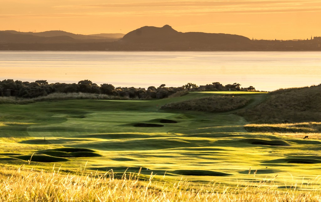 Gullane No1 - Hole 12
