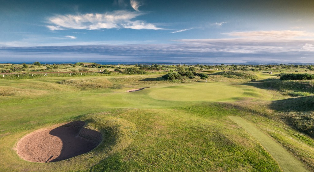 Monifieth Medal Course Image Credit David J Whyte Linksland Golf