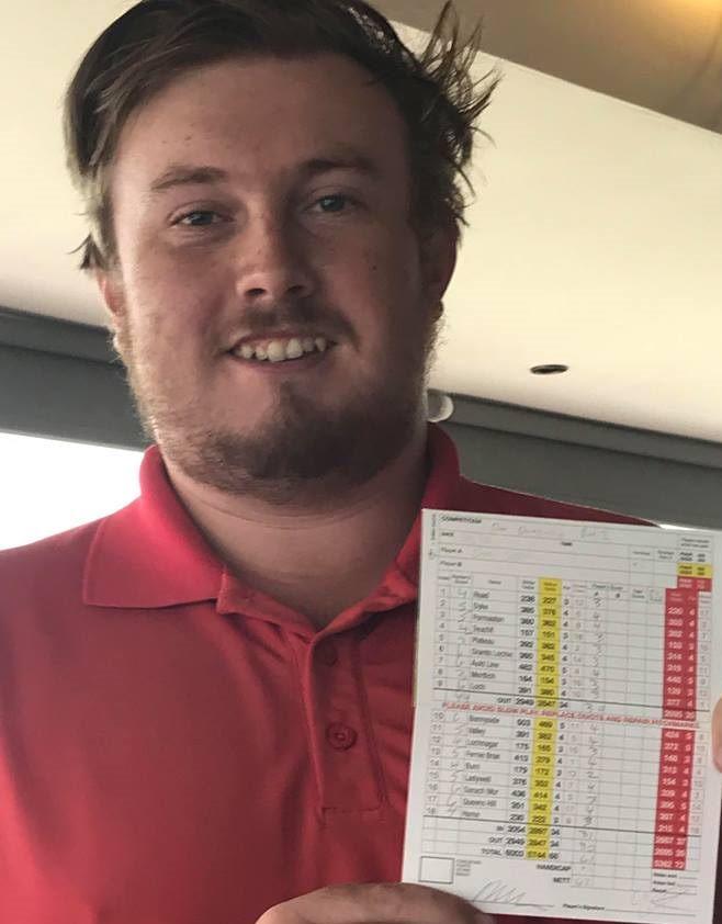 Craig Stephen Course Record - 10Jun18