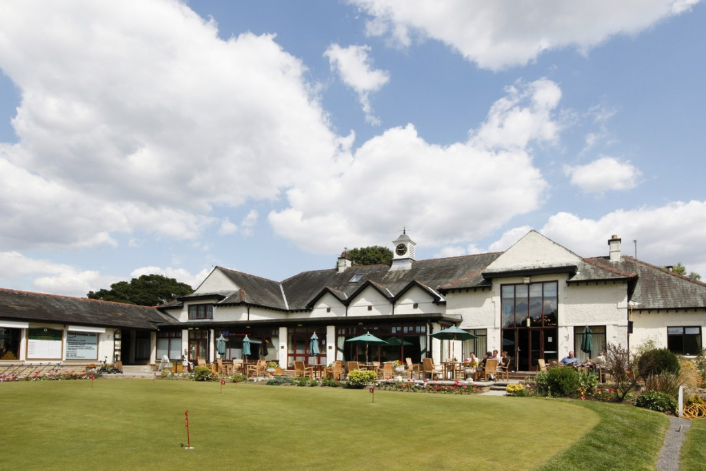 The Shipley Golf Club Clubhouse