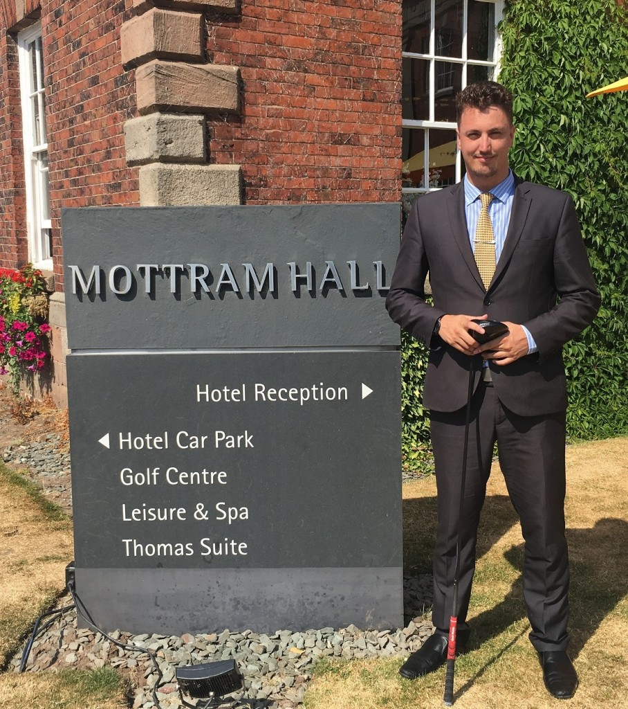 Jason Davies, Director Of Golf at Mottram Hall