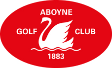 Aboyne Golf Club Logo Red Circle Principal Logo Small version - 14Feb18