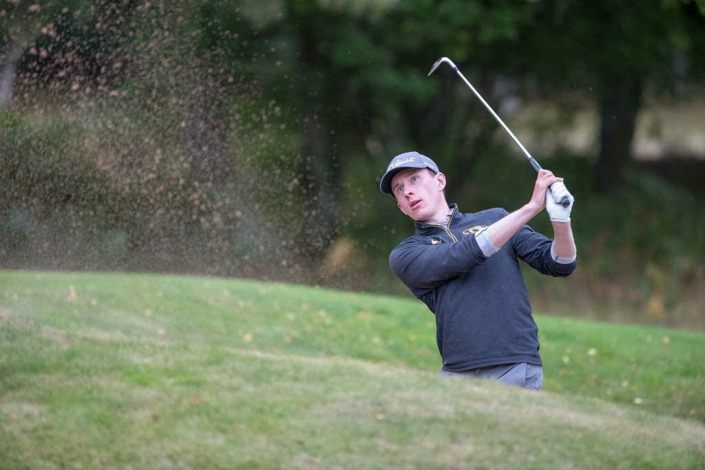 during day one of the Scottish Amateur Championship at Blairgowrie Golf Club Pic Kenny Smith, Kenny Smith Photography Tel 07809 450119