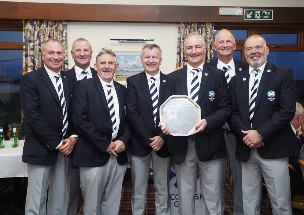 Scotland Storm To Senior Men's Home Internationals Glory