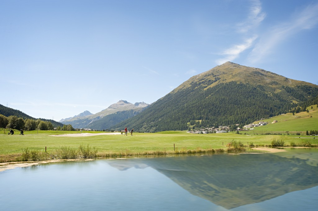 Zuoz Golf Course