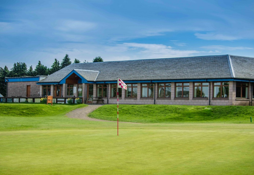 Brechin Golf Club Clubhouse