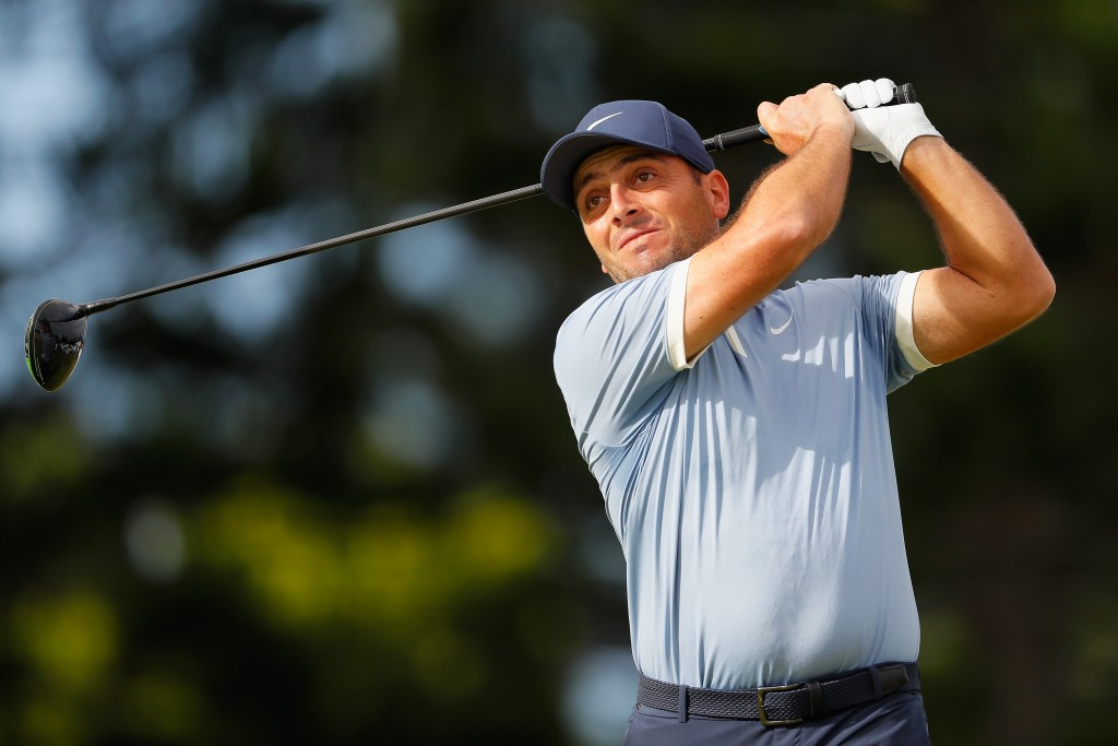 Race to Dubai winner Francesco Molinari wants to make improvements to his game as the Open Champion begins his defence as the European No. 1 at the WGC-Mexico Championship in Mexico City. Picture by GETTY IMAGES