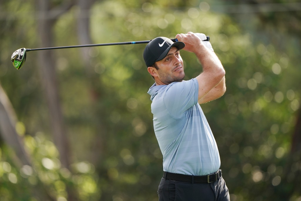 Open Champion Francesco Molinari has won more holes in his first two matches than any of the other 63 players in the field at the WGC-Dell World Match Play so far. Picture by GETTY IMAGES