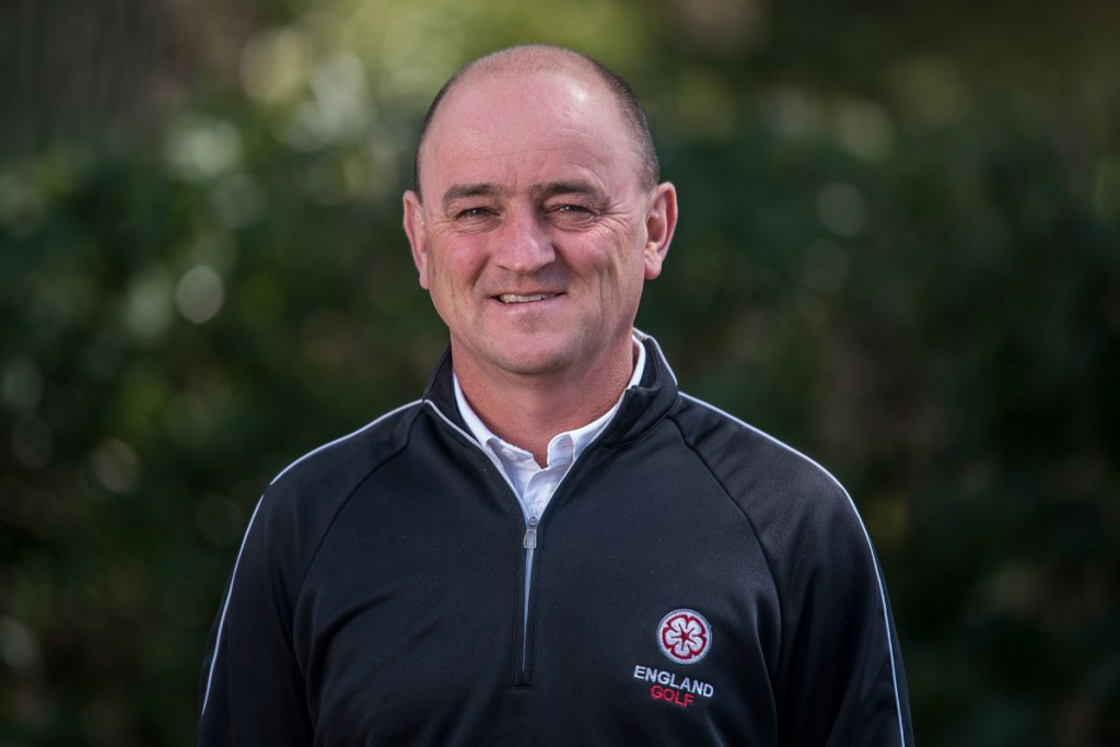 England Golf's Nigel Ewards has been named as the Team GB's golf team leader for the 2020 Olympics in Tokyo. Picture by LEADERBOARD PHOTOGRAPHY