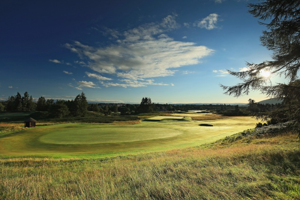 Visiting golfers can experience The King's Course, during a strictly limited period, for £100.