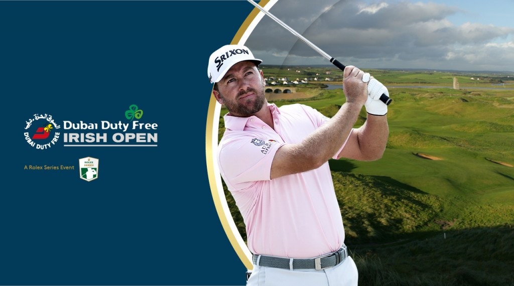Graeme McDowell is looking forward to teeing it up in the Dubai Duty Free Irish Open at Lahinch Golf Club, in County Clare