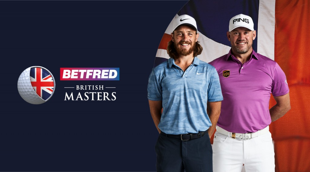 Tommy Fleetwood is following in Lee Westwood's footsteps by hosting the British Masters after the Nottinghamshire pro with 10 Ryder Cup appearances took on the duties at Close House, in 2017. Picture by GETTY IMAGES
