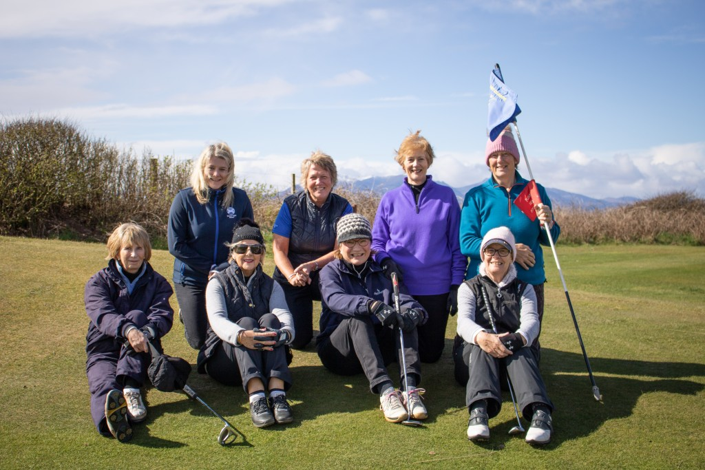 West Kilbride Golf Club has become the first club in Scotland to commit to the R&A's Women in Golf Charter.