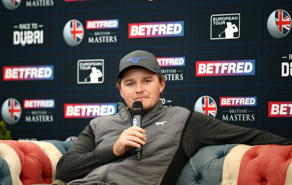 Frilford Heath's Eddie Pepperell says he still has not hit the heights so far this season that produced two wins in 2018. Picture by GETTY IMAGES