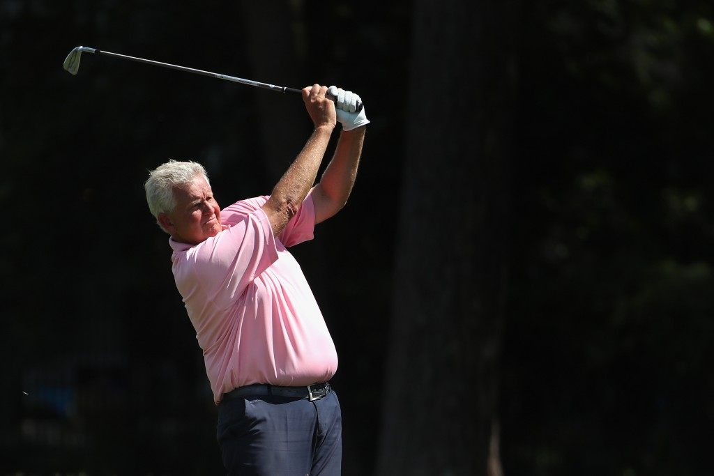 Colin Montgomerie is returnng to the London Club, in Kent, in August, for the Staysure PGA Seniors Championship. Picture by GETTY IMAGES