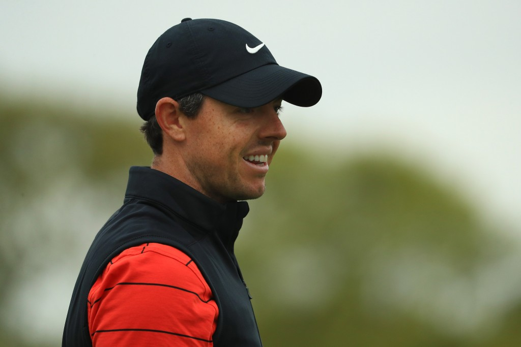 Rory McIlroy who is looking to claim his third USPGA title at Bethpage Black, in New York, this week. Picture by GETTY IMAGES