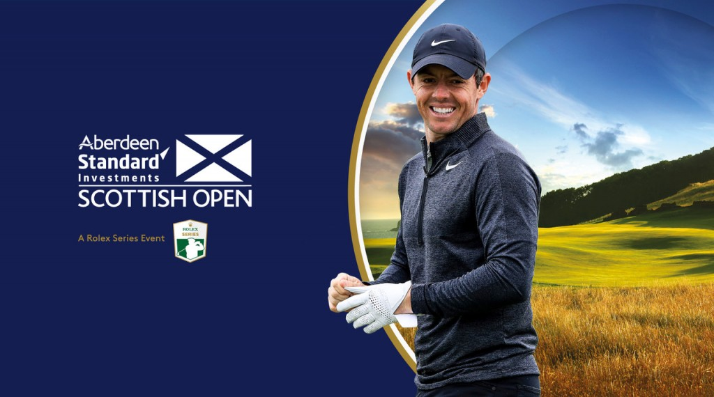 Rory McIlroy has confirmed he will play the Aberdeen Investments Scottish Open at the Renaissance Club, the week before the Open Championship. Picture by GETTY IMAGES