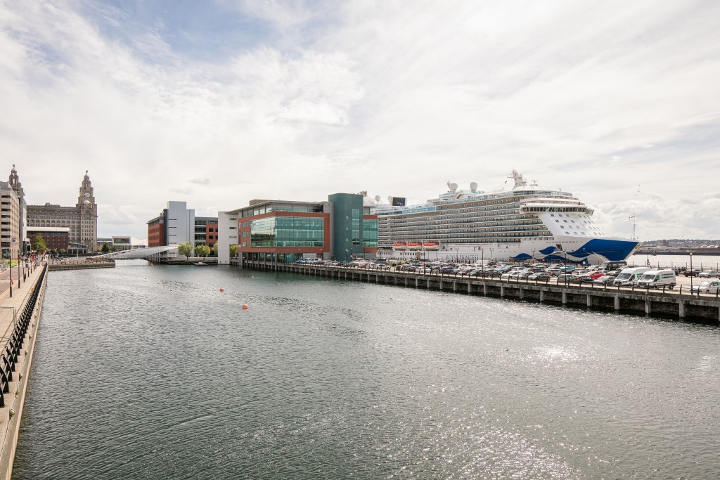The Royal Albert Dock will host the Hero Challenge in Liverpool ahead of the Betfred British Masters at Hilside, starting on Thursday, Picture courtesy of PEEL LAND AND PROPERTY