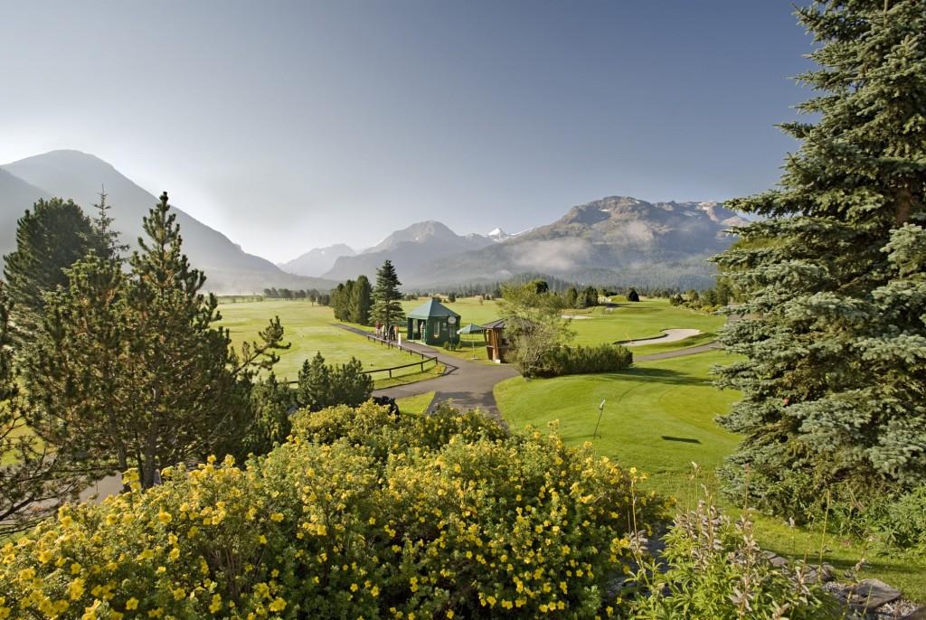 Samedan Golf Course