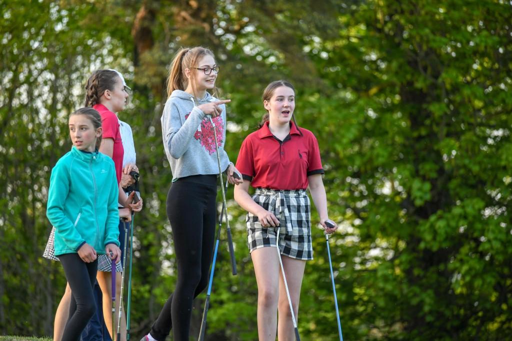Women and Girls Announcement - Scottish Golf