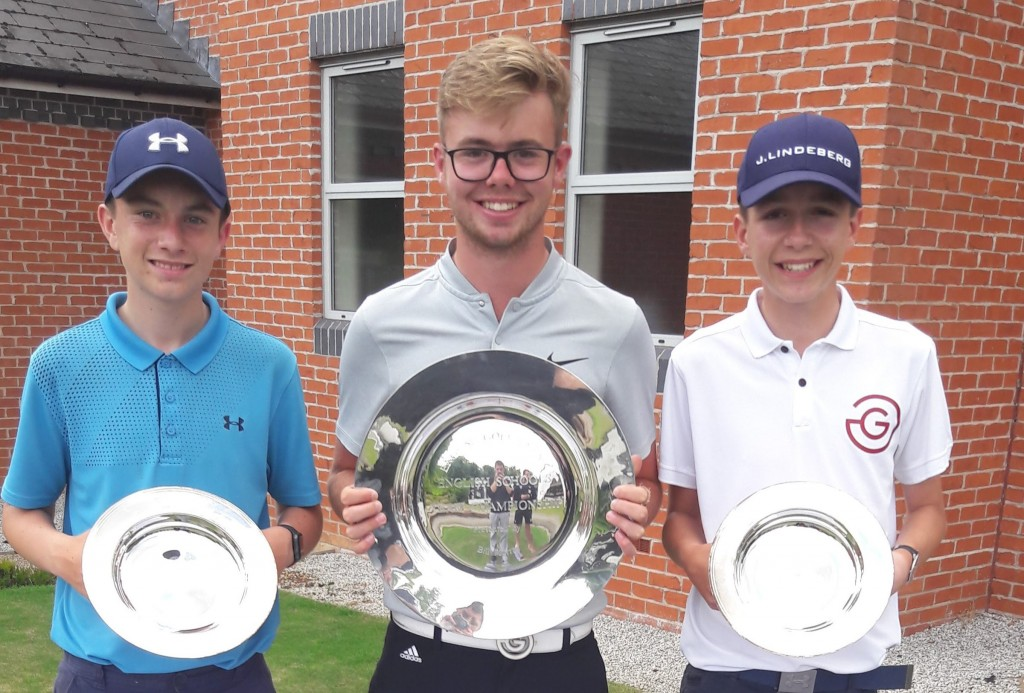 Hartlepool's Dyke House Academy, winner of the English Schools Team Championship