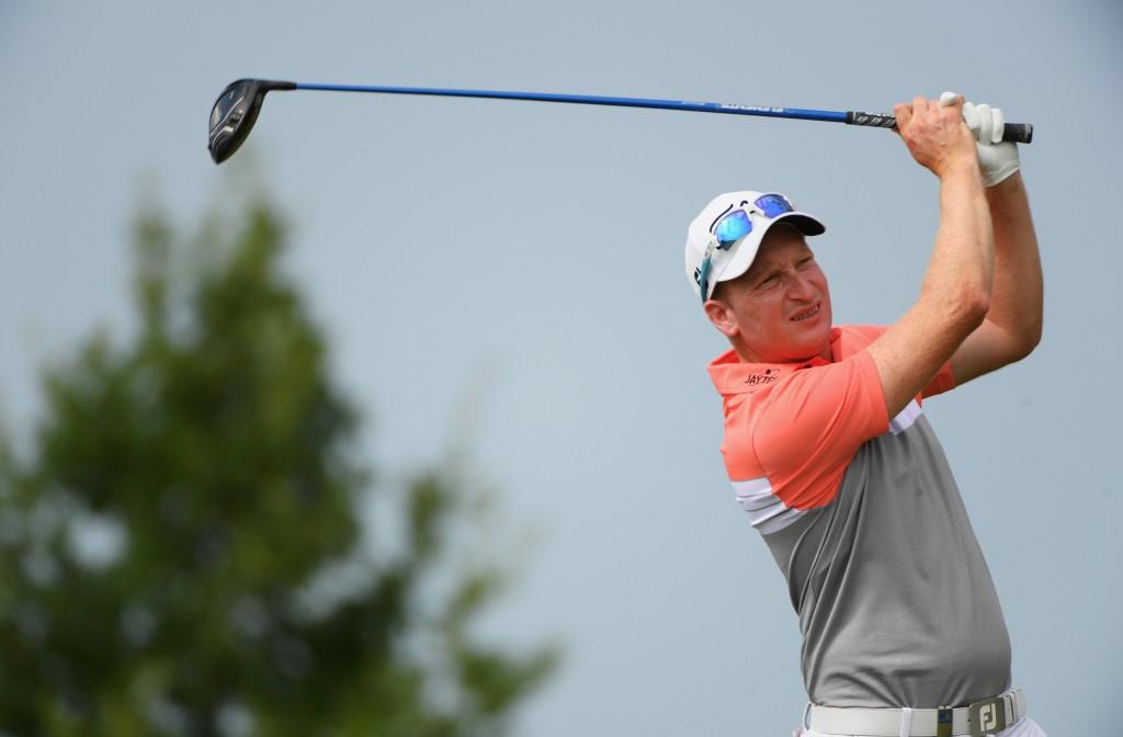 Steven Tiley European Challenge Tour golfer
