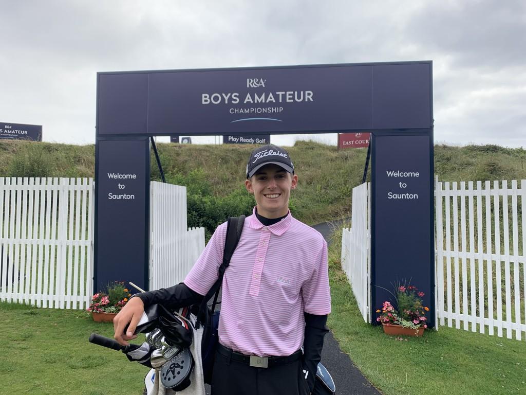 Scottish junior international Connor McKinney