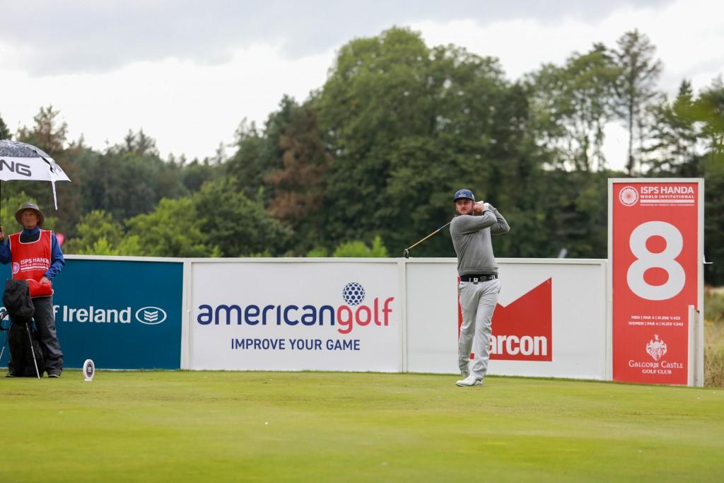 French European Challenge Tour golfer Daniel Perrier