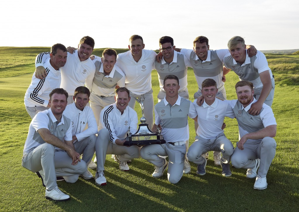 England – the 2019 Home Internationals champions