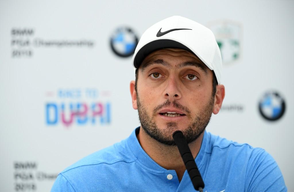 2018 BMW PGA Championship winner Francesco Molinari