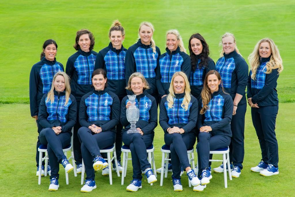 The European team