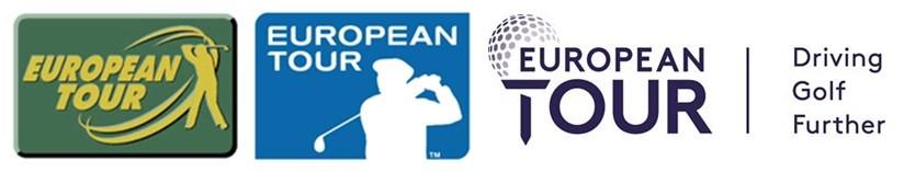 European Tour logos