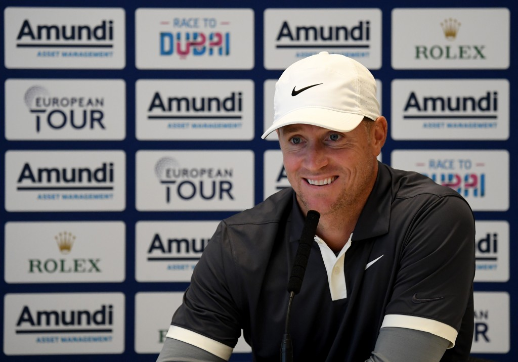 Alex Noren defends his French Open title at Le Golf Natinonal, in Paris