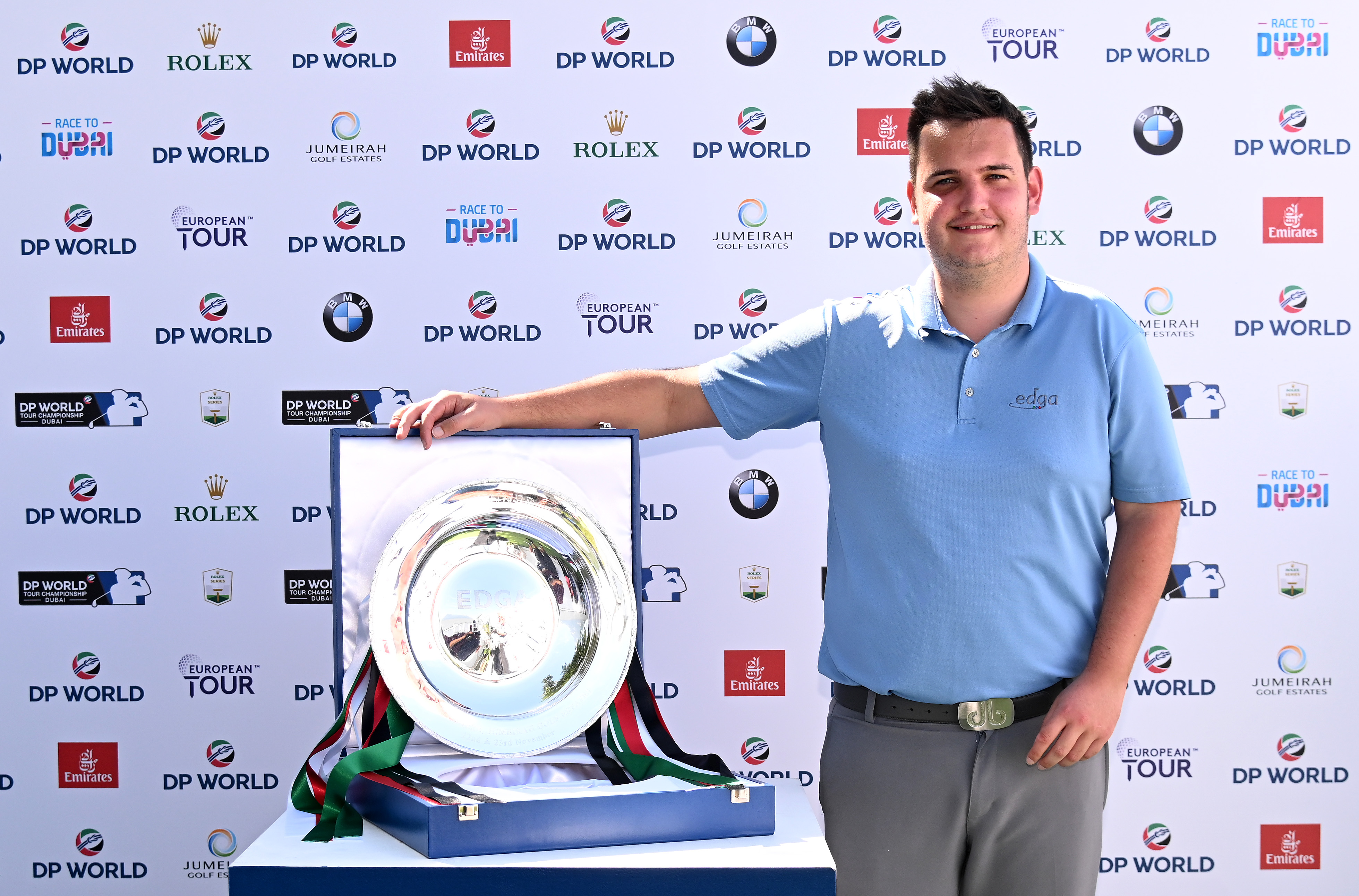 2019 EDGA champion George Groves