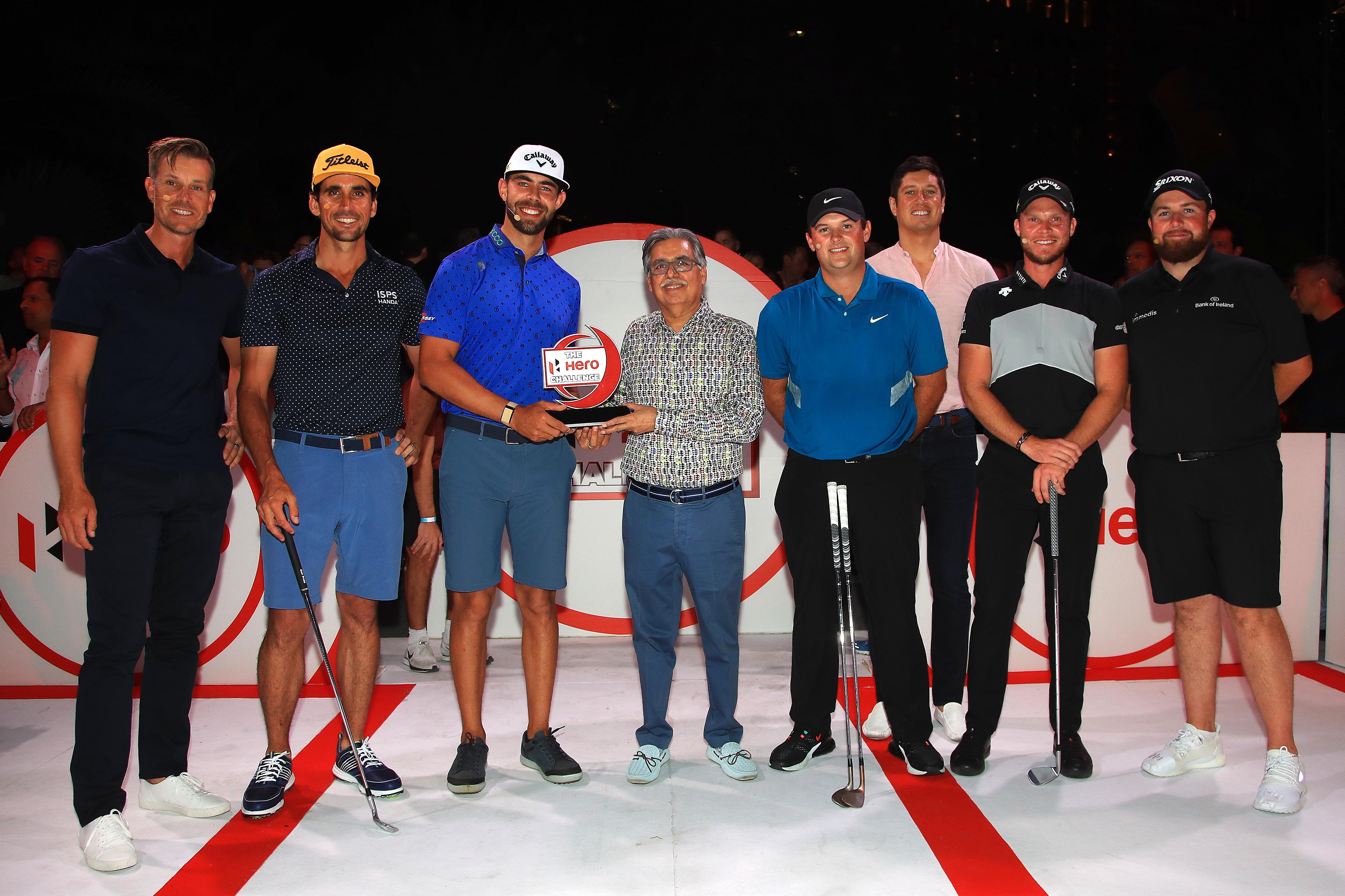 The 2019 Hero Challenge Dubai contestants