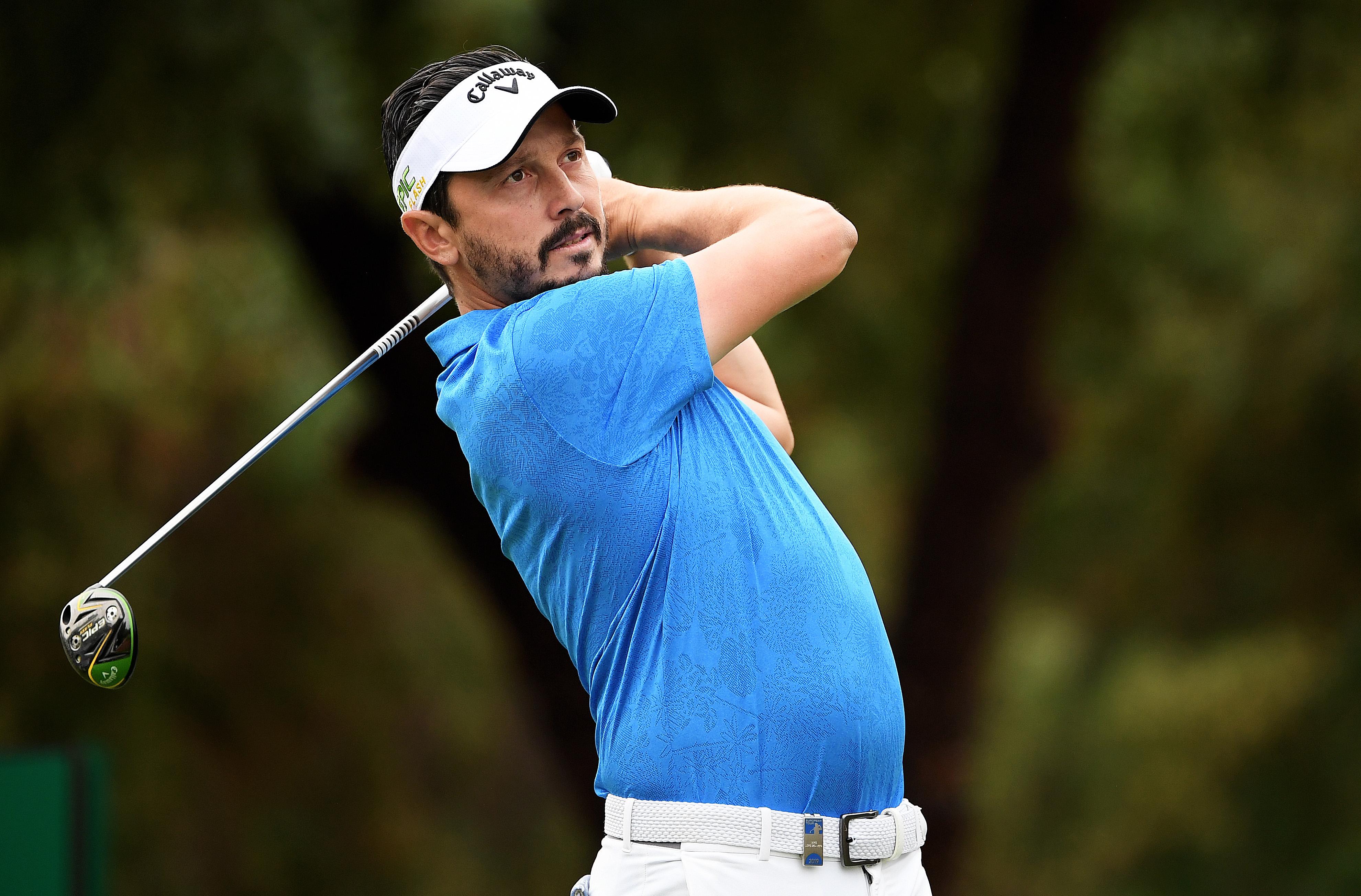 Michael Lorenzo-Vera led the 2019 DP World Tour Championship, Dubai