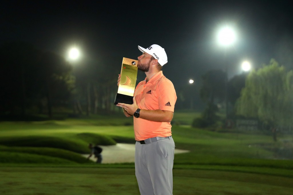 2019 Turkish Airlines Open winner Tyrrell Hatton
