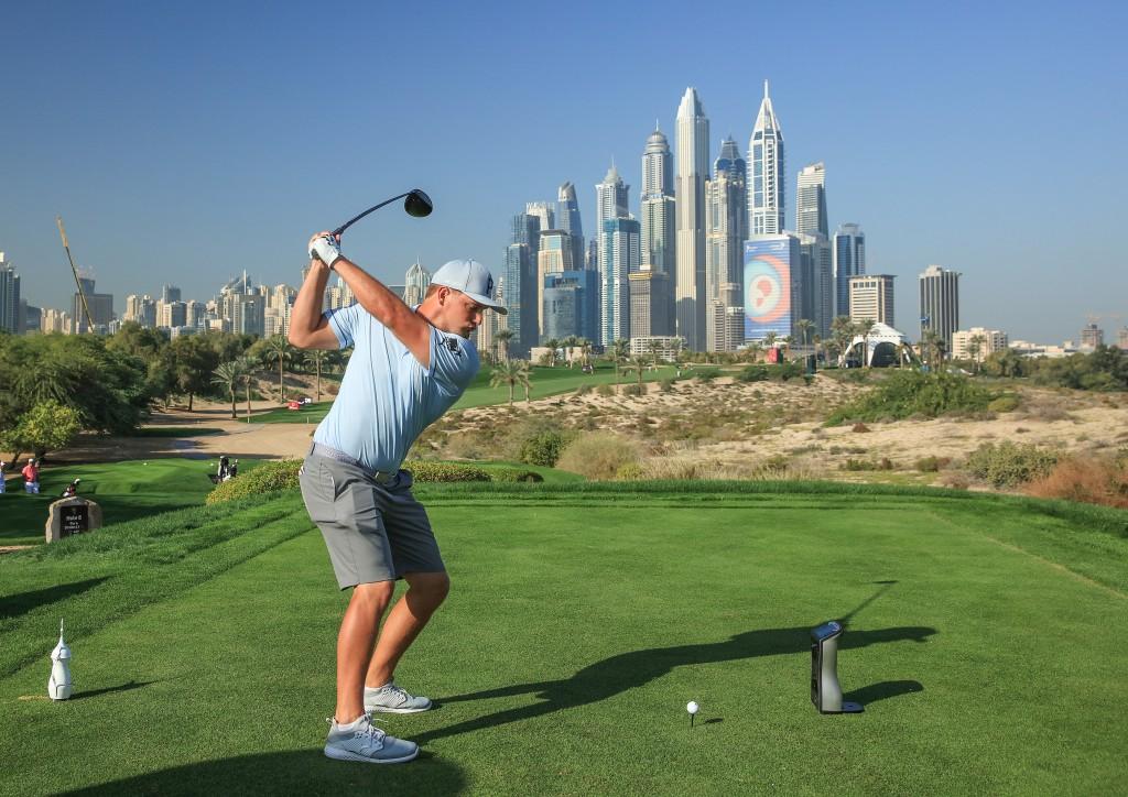 Bryson DeChambeau is using the 2020 Omega Dubai Desert Classic as a springboard for the Major Championships