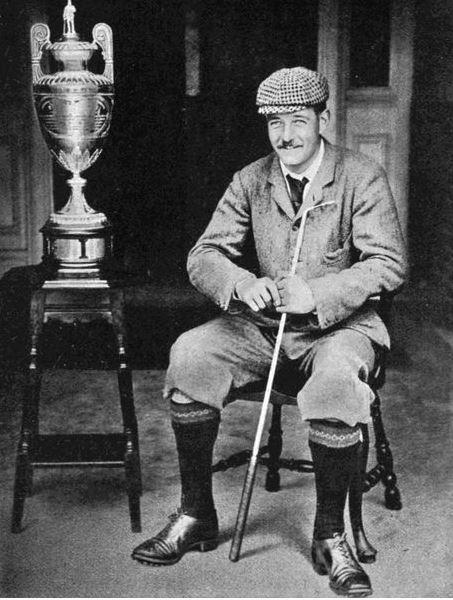 Freddie Tait winner of the 1896 Amateur Championship
