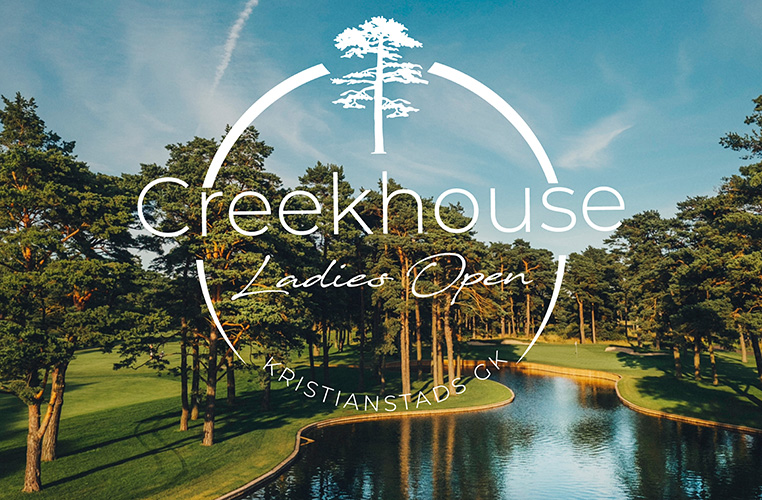 Kristianstads GK will host the Creekhouse Ladies Open in September 2020
