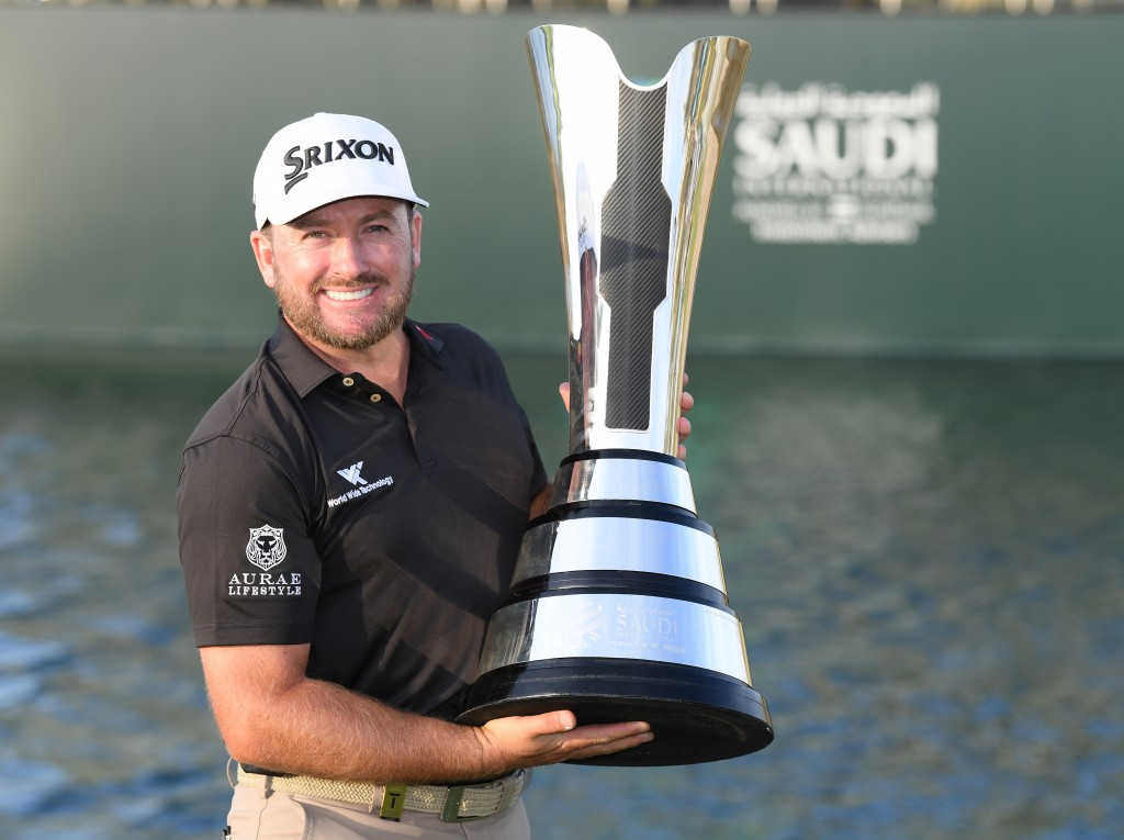 Graeme McDowell – known as GMac – won the 2020 Saudi International to move back into the World's top 50